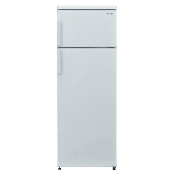 Хладилник с горна камера Sharp SJ-T1253M6W